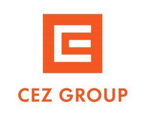 Logo Cez Group